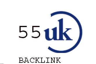 Create 55 high authority permanent uk backlinks