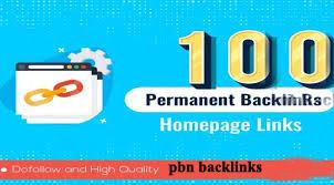 Create HomePage PBN Backlinks for Build 100 High PA DA TF CF Dofollow High Quality Powerful- link