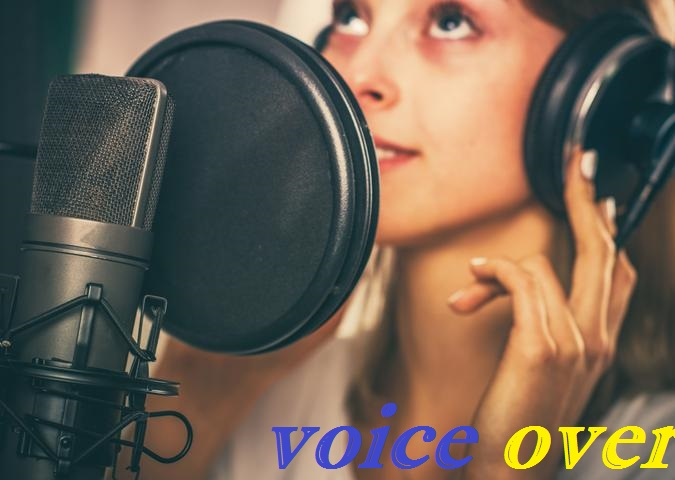 Best voice female over free Multiple volumes of sound