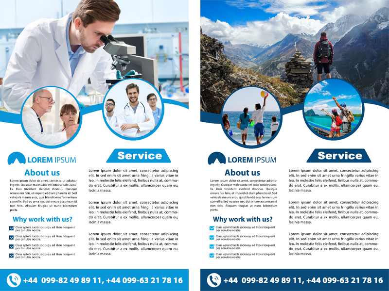 I Will Make Flyer Design For your Business