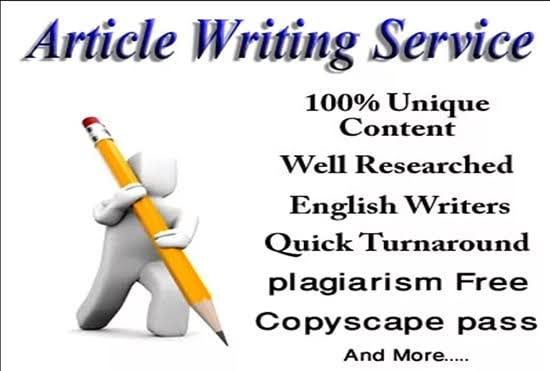 1000 Words Article Writing,  SEO Writing,  Blog Writing,  Content Writing,  in Any topi