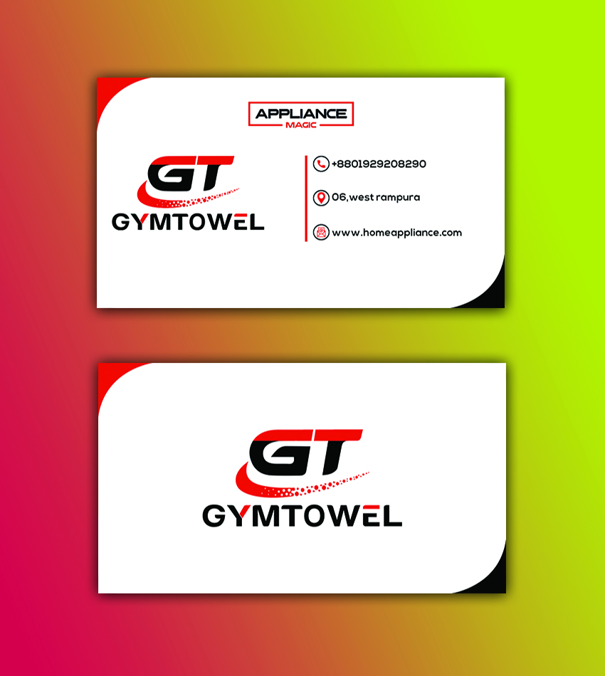 I will do professional and eye catching business card design