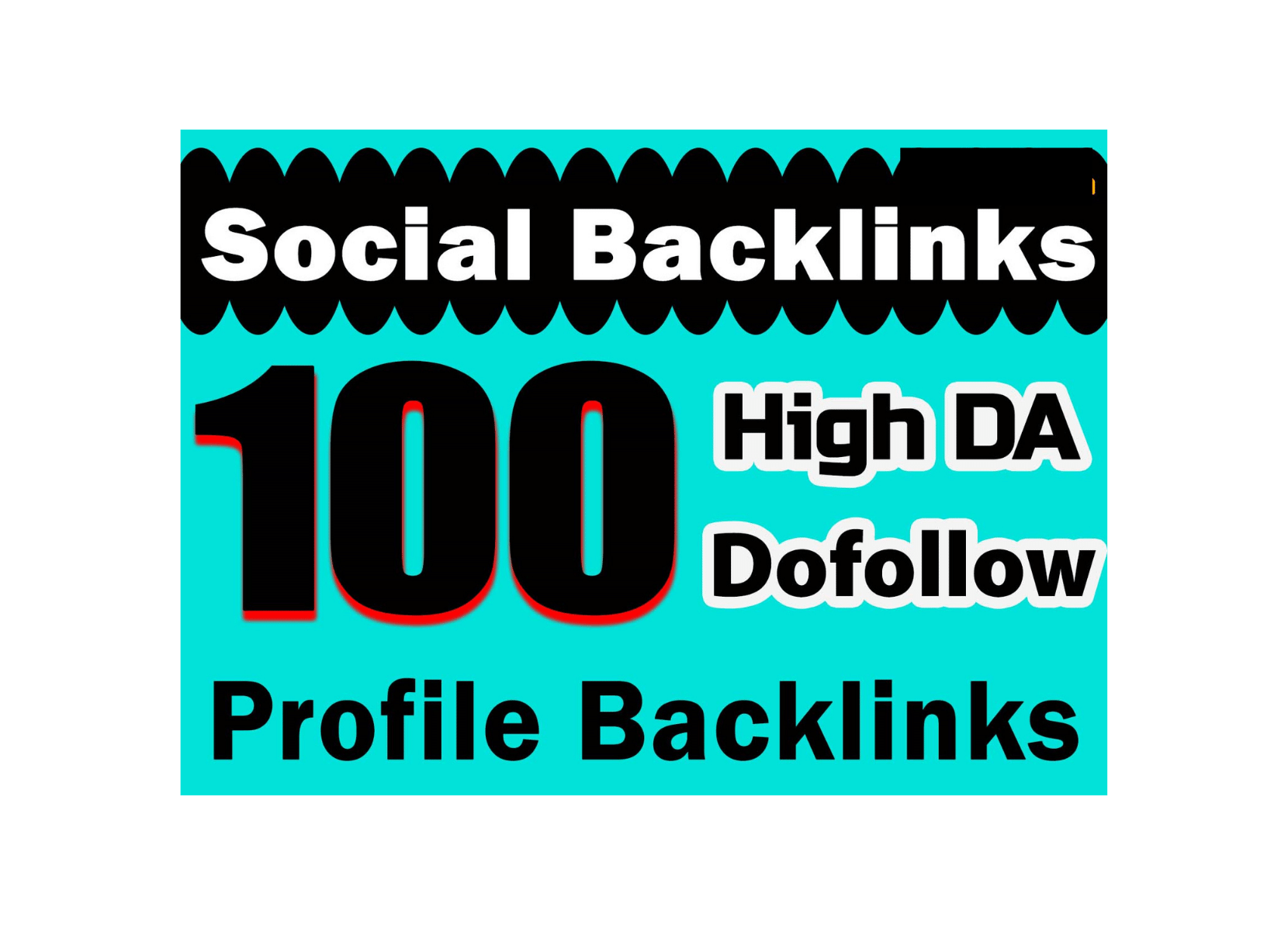 I Will Create Unique 100 Social Profile Backlinks High DA PA And PR