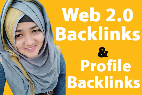 I will do build high quality 15 web 2.0 backlinks