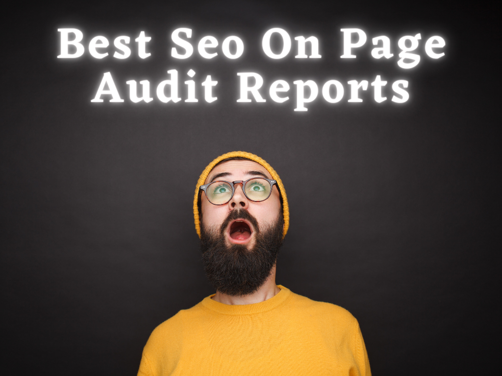 i will do High Quality on page seo audit for your website within 24 hours