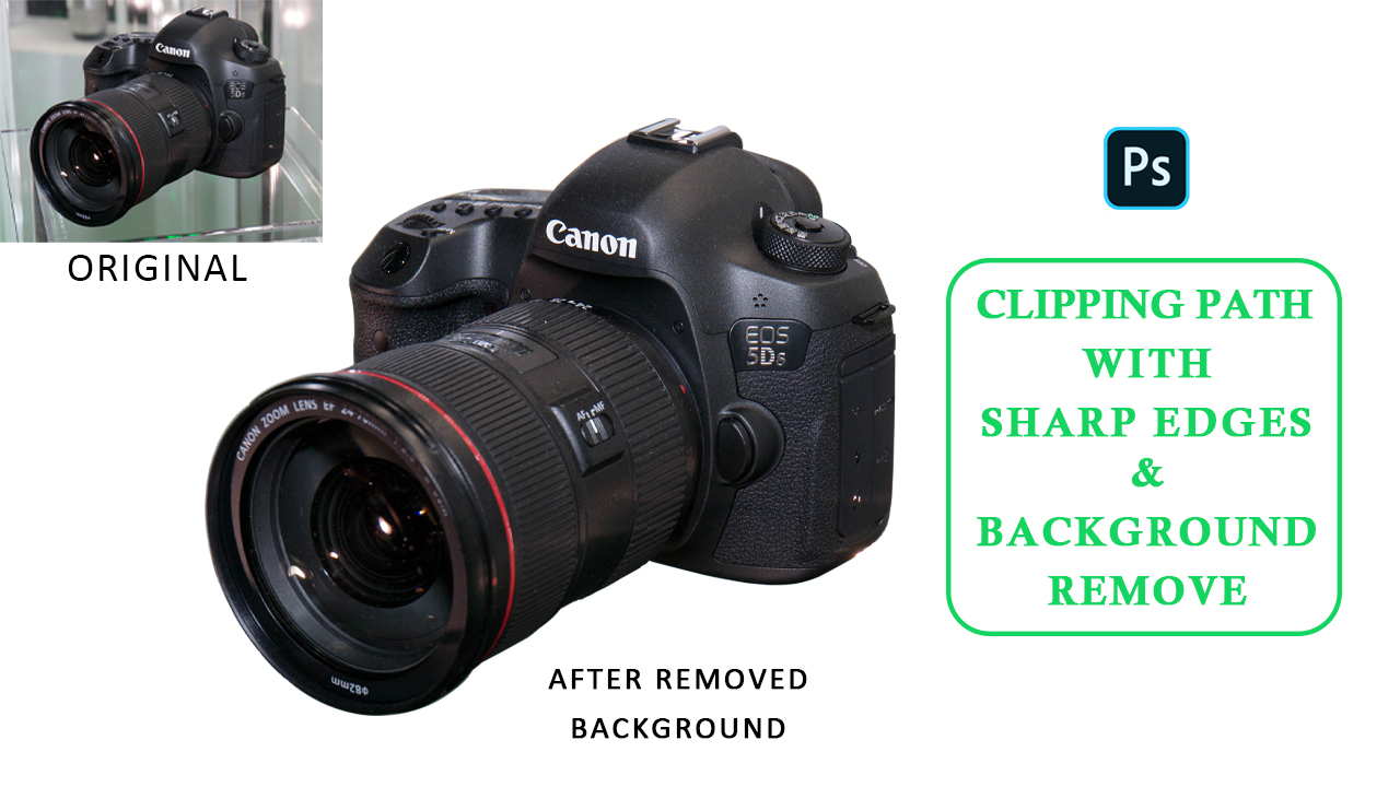 Background removal clipping path photoshop editing service of 20 images