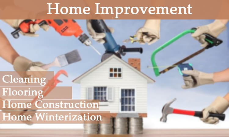 I will do guest post home improvement niche