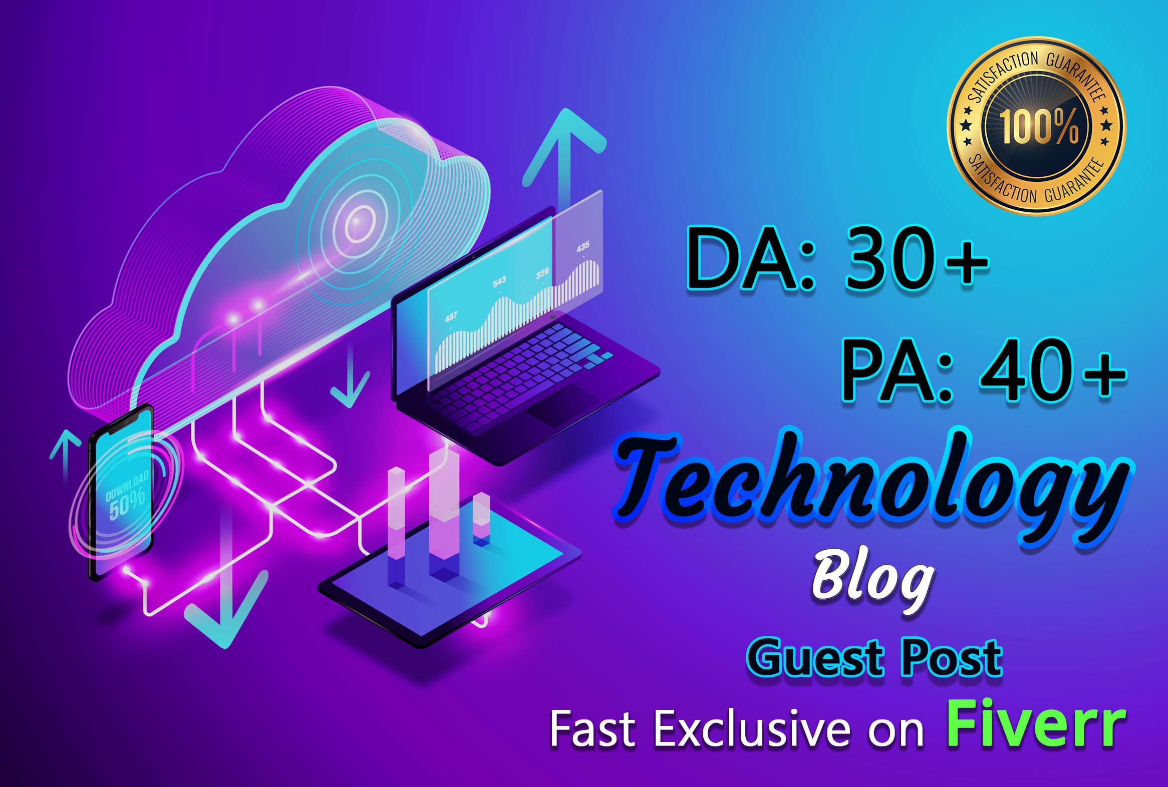 I will do guest post in technology blog