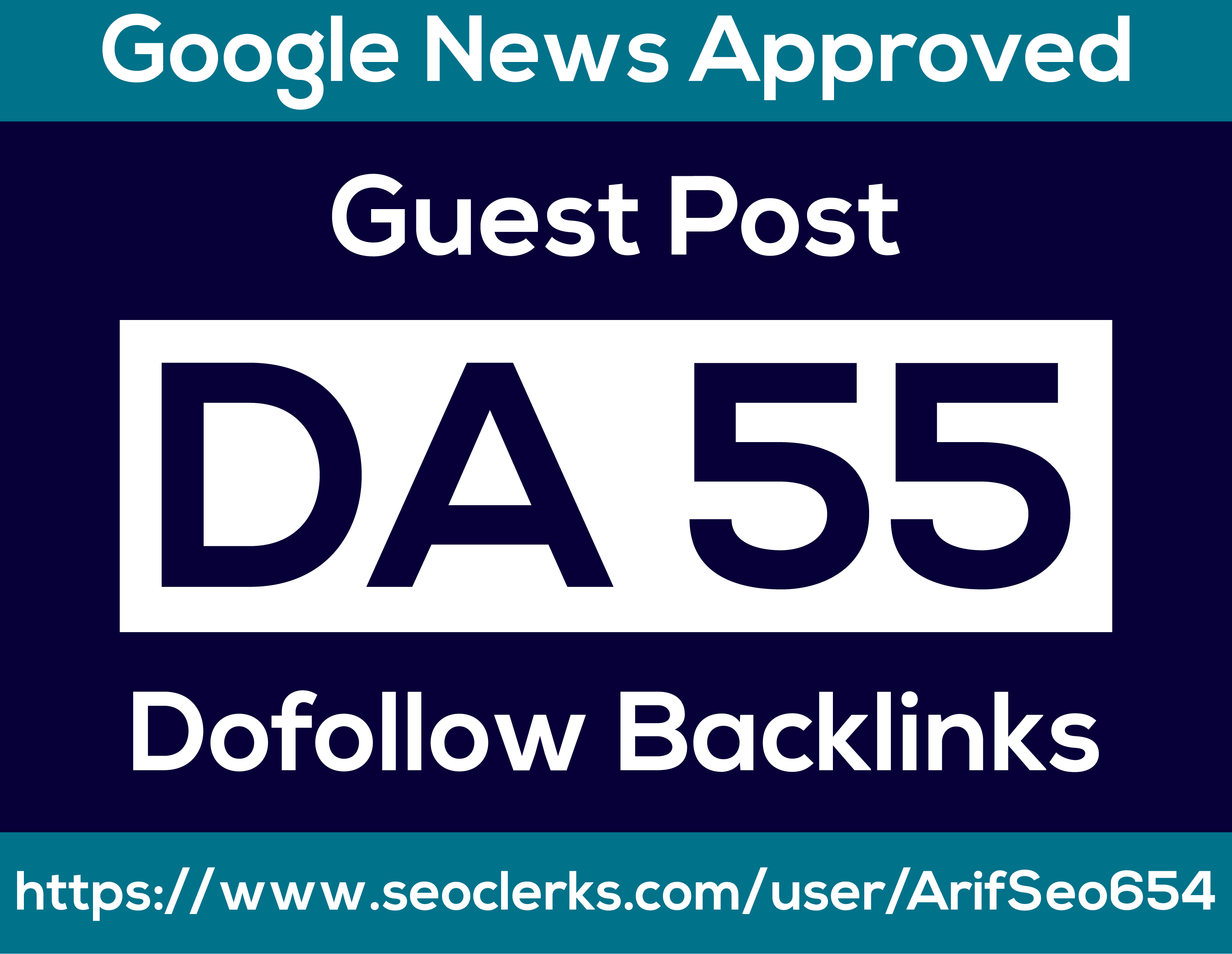 Publish Guest post on high DA site google news approved