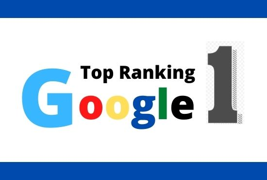 rank your website on the first page of google refund guarantee and Powerful high quality back-links