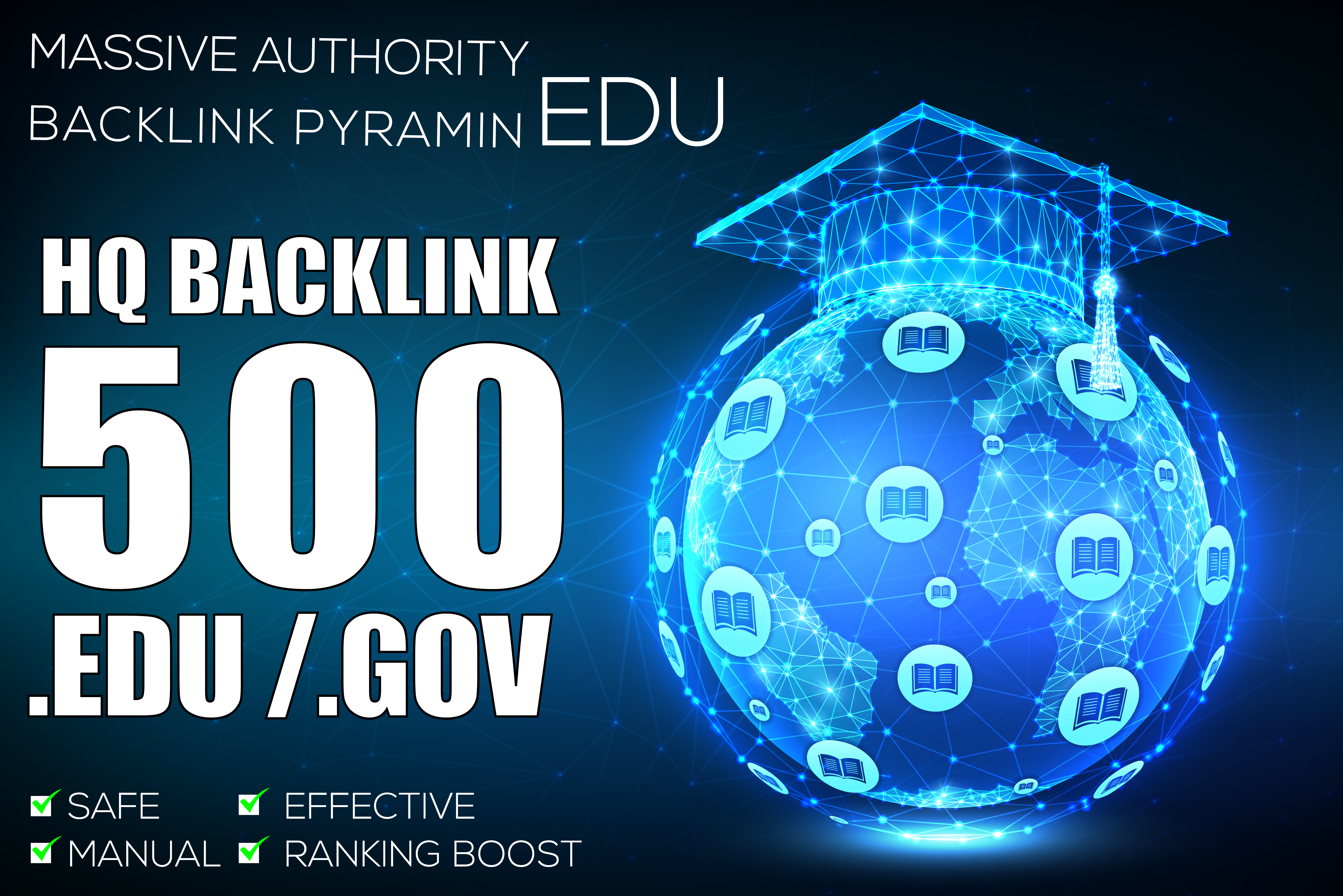 500 edu Real ranking boost in google with backlinks pyramid