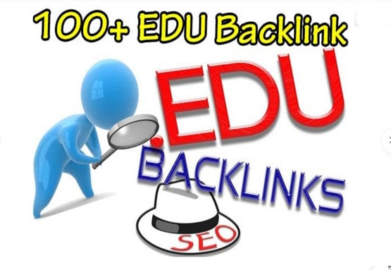 I will do 100 edu backlinks high domaim with high authority improve youur websitjhe ranking