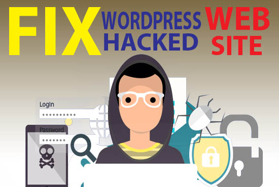 secure wordpress website and recover hacked website
