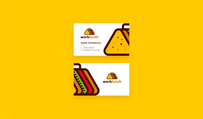 I will design business card or stationery for you