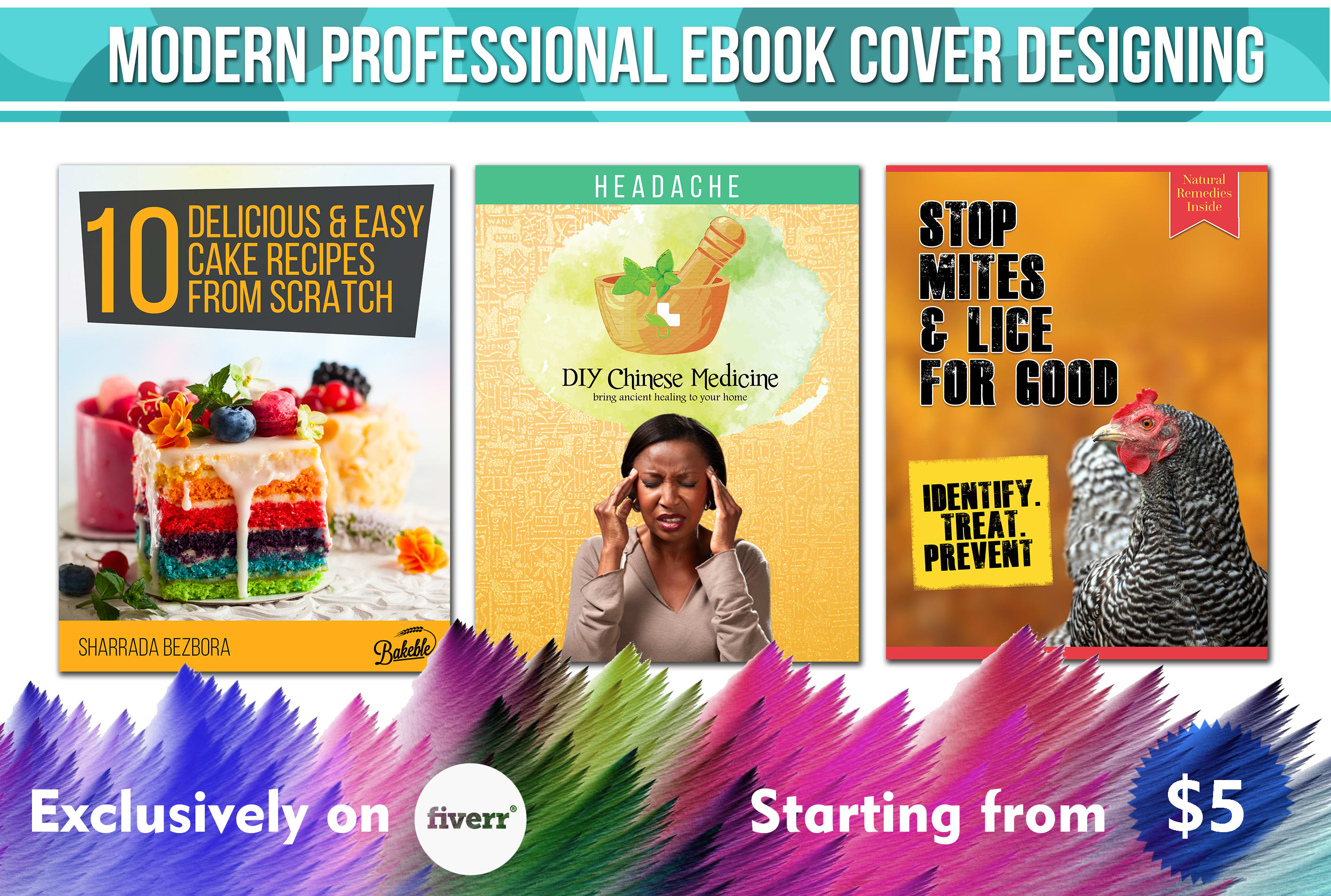 I will create a selling 2d ebook cover with the 3d version