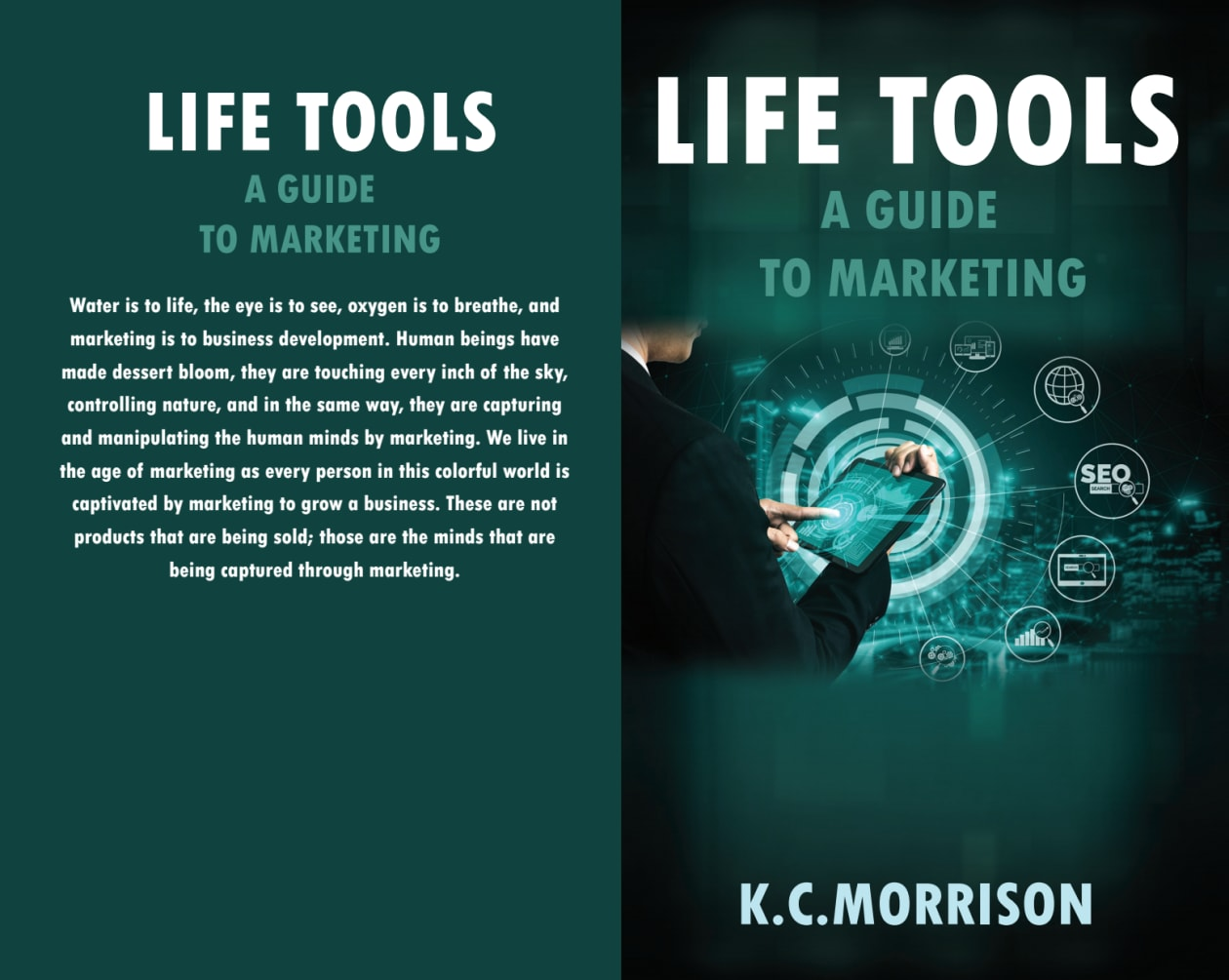 I will design eye catching book cover or ebook cover