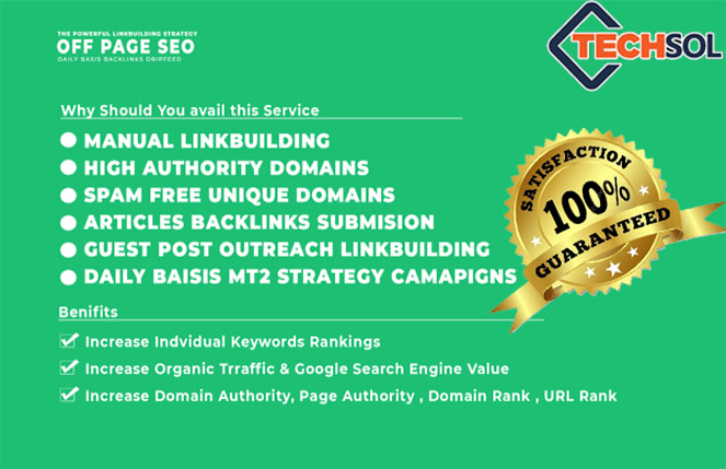 I will rank your website by dofollow white hat SEO backlinks,  contextual link building