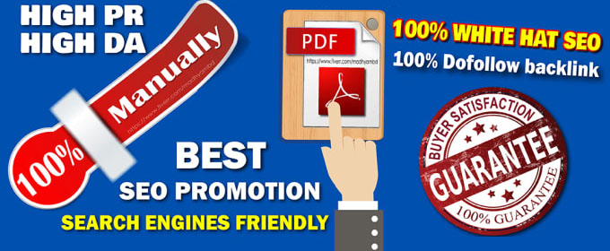 I will do pdf and article submission to top 80 pdf sharing sites