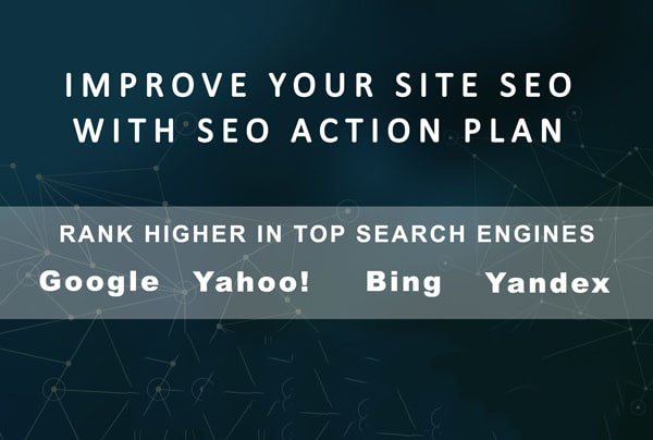 I will audit your website and provide a complete SEO action plan