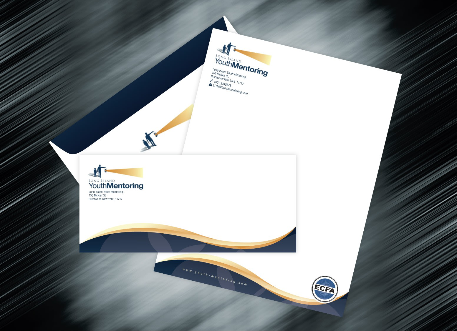 I will design professional LETTERHEAD or business card or invoice