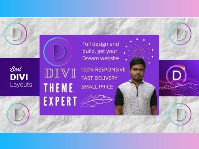 Design Or Customize Divi Website Using Divi Theme Builder