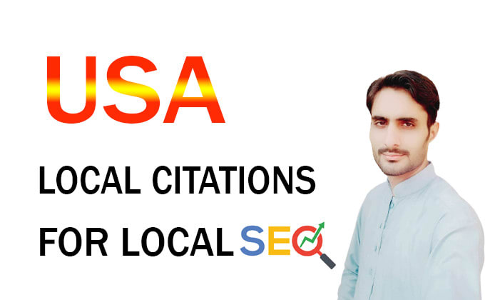 I will 300 USA local citations usa local listing for google my business ranking