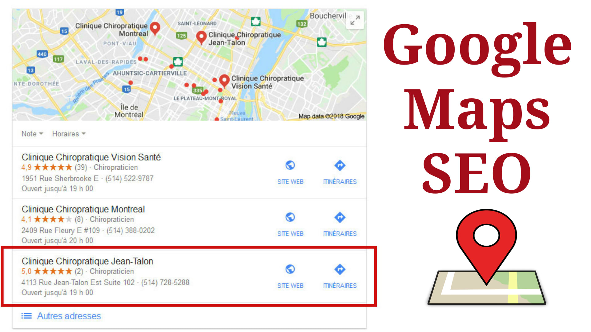 I will embed your google maps in 2500 web2 sites to get you in local pack 3