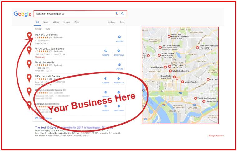 I will do 4000 live google maps citations for local business SEO