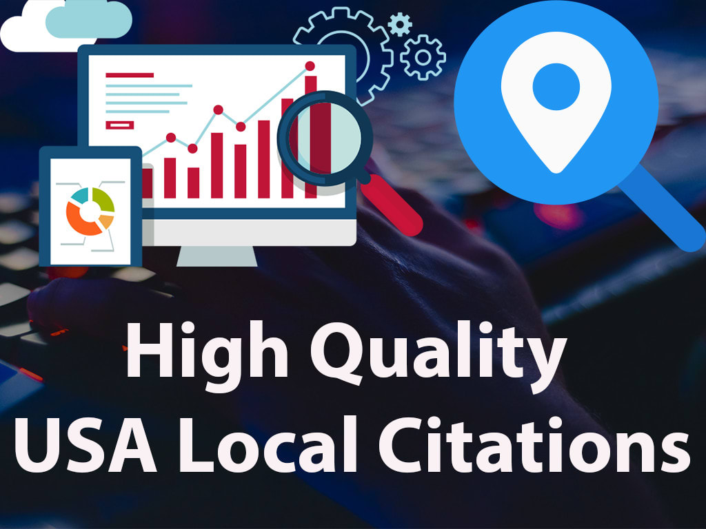 I will do USA local citations to improve local search rankings