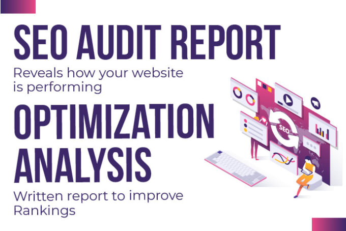 I will deliver a premium SEO report and action plan