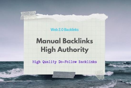 50 high authority web 2 0 Seo do-follow backlinks