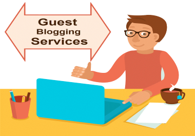 I Will Write & Published 5 high quality Guest Post