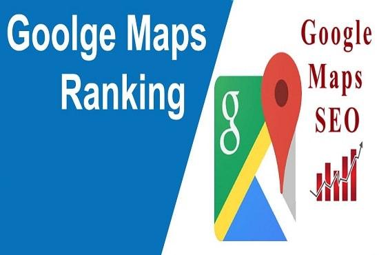 I will create manually 500 google map citations for local SEO