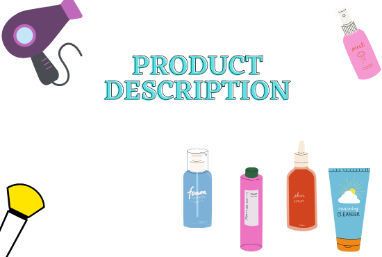 I will write quality SEO product descriptions