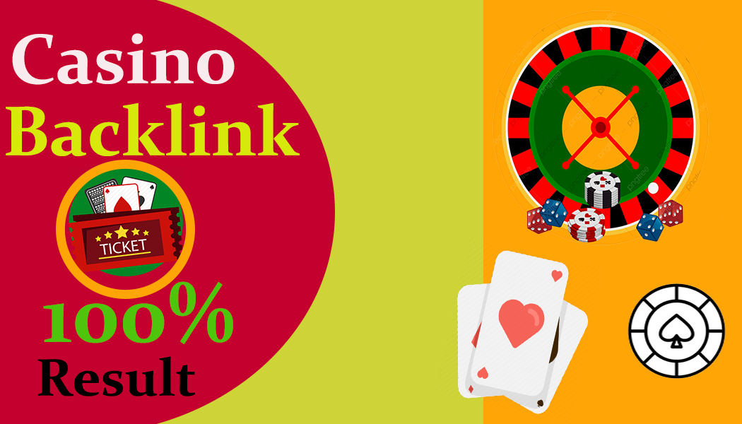 GET Give you Powerful 350 CASINO/Poker Backlink web 2.0 with high pa, da for Getting Benefit more Fas