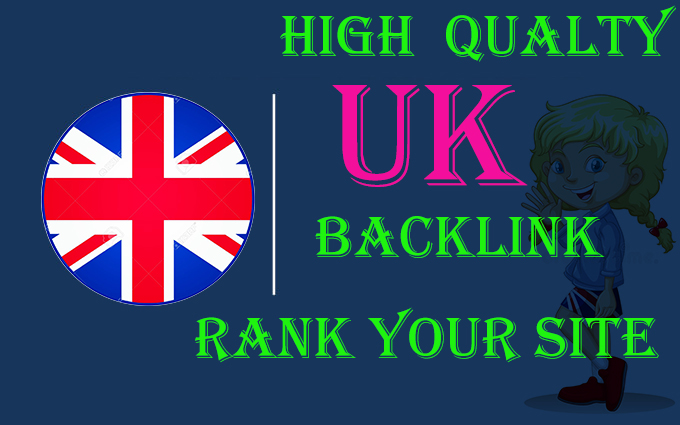 I will create 15 high Da, Dr trust flow authority UK seo service backlinks