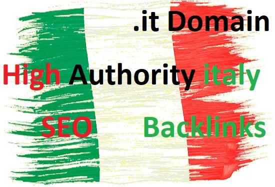 Do 60 high da, Dr dofollow italian backlinks italy forums posting link building