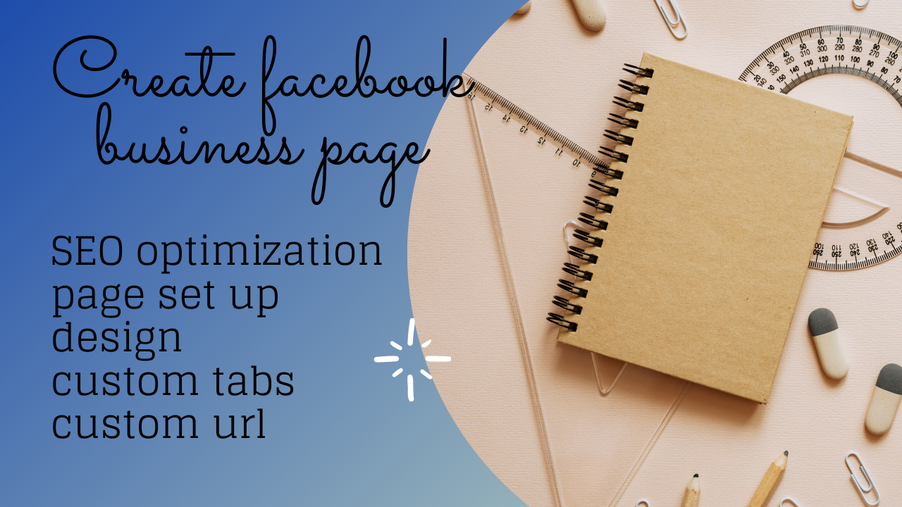I will create and optimize an amazing facebook business page for your brand or company