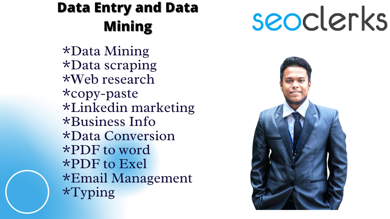 Effective and Accurate data entry and data mining