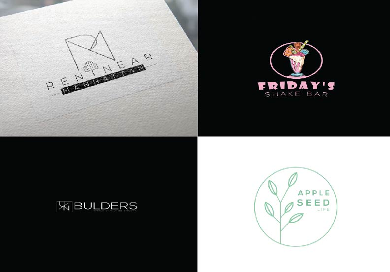 i will create attractive Minimalist bussiness logo design for you