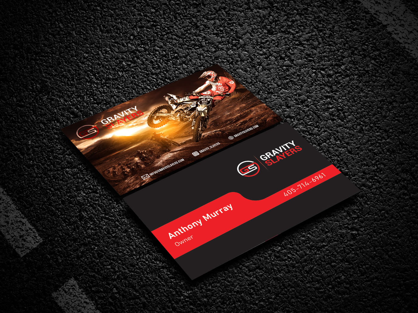I will create business card design