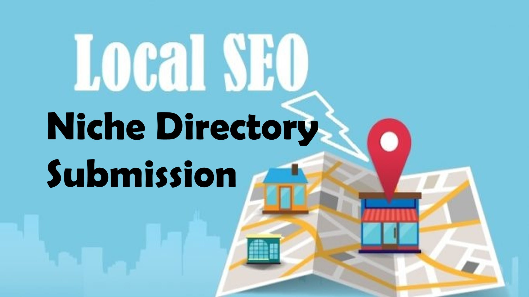I will do 15 niche directories submissions or local citations