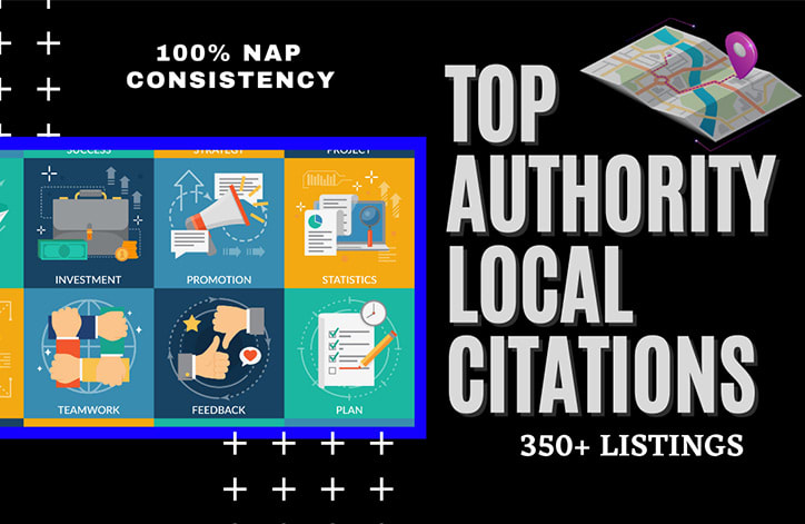 I will do local citations and directory submission