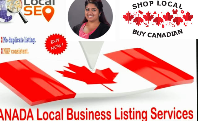 I will do 200 canada local citations for local business