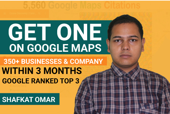 Your full service local SEO company for a month