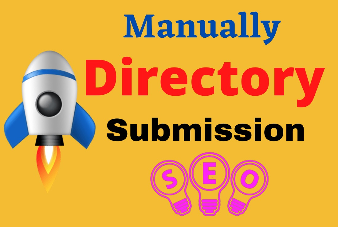 100+ Manually Directory submissions in High DA/PA Directory sites