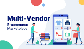 we will build an online multi-seller marketplace