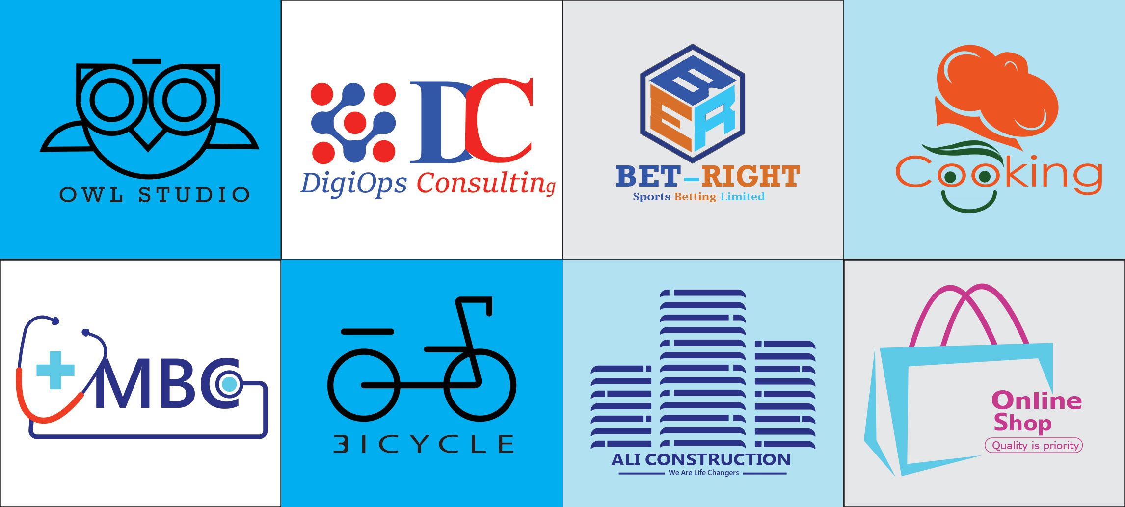 business logo,  professional logo,  minimalist logo,  versatile,  flat,  modern,  3D logo