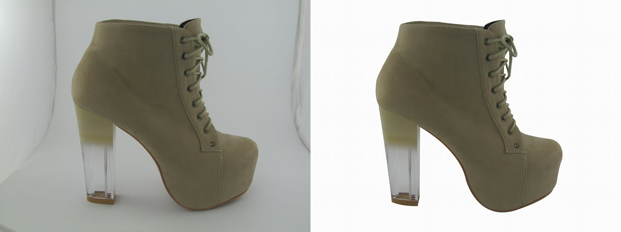 Clipping Path Of Simple Images Or Products