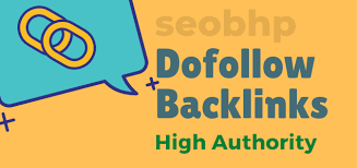I will do build premium high authority dofollow backlinks for google seo ranking